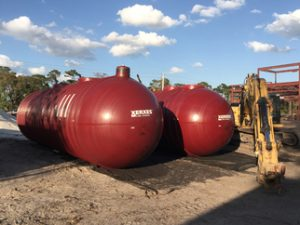 Installation of Underground Storage Tanks in Chicago